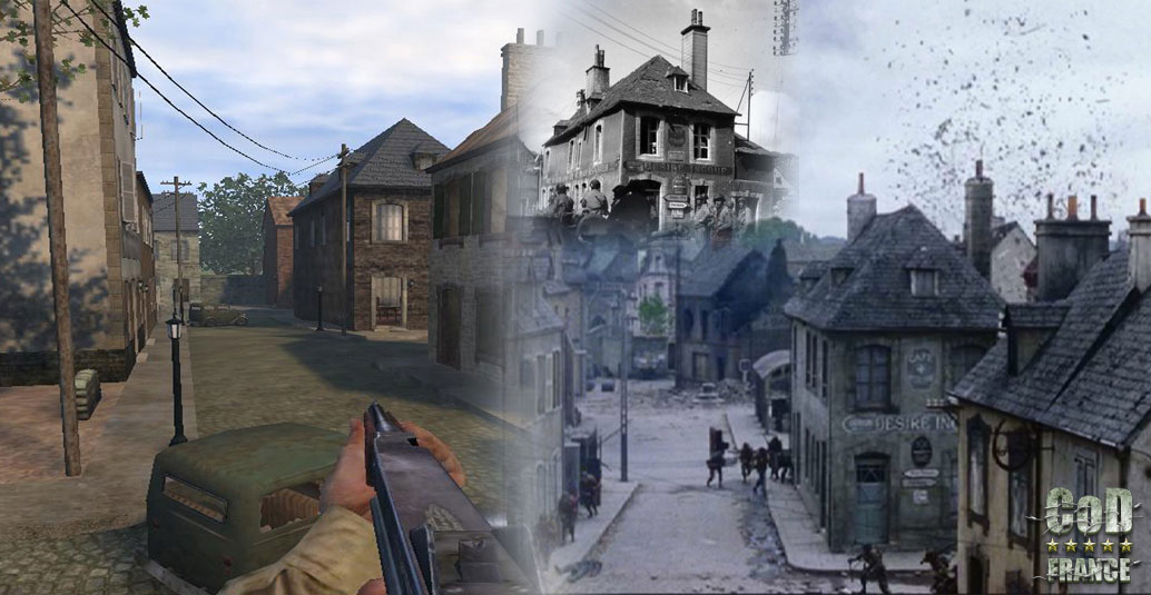 Carentan France  city pictures gallery : ... france.com/guide call of duty/images cliquables/Carentan 5 CoDfr