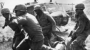 Evacuation américaine du Vietnam.