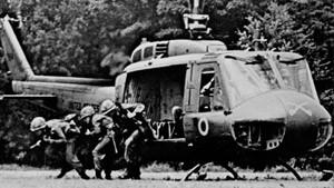 Débarquement américain au Vietnam