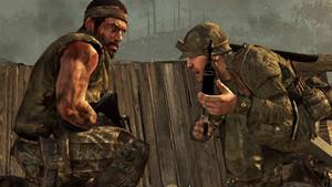A l'image de Woods, les Marines souffre à Khe Sahn