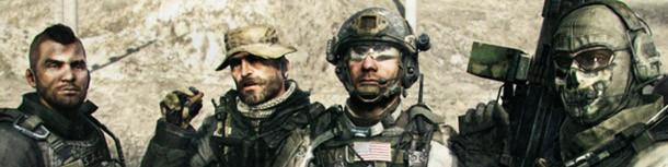 Personnages - Modern Warfare 3